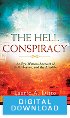 The Hell Conspiracy (Digital Download) by Laurie Ditto; Code: 3374D
