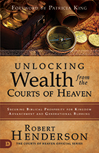 Pillars for Unlocking Wealth (Book, 2-CD/Audio Series & Booklet) by Robert Henderson; Code: 9707