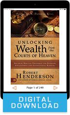 Pillars for Unlocking Wealth (Digital Download) by Robert Henderson; Code: 9707D