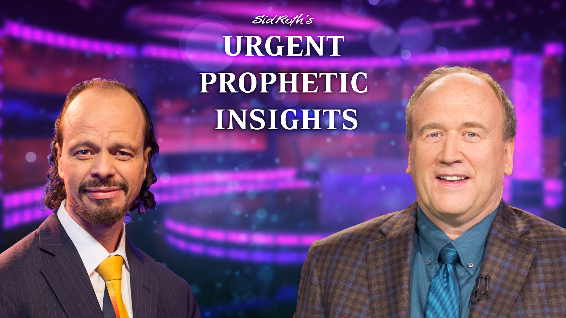 Urgent Prophetic Insights LIVE Preview - Sid Roth – It's Supernatural! | sidroth.org