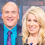 Kevin & Kathi Zadai 10/5-11/20 (DVD of It's Supernatural! interview), Code: DVD1059