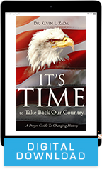 It's Time to Take Back Our Country (Digital Download) by Kevin Zadai; Code: 3623D