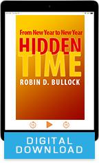 Hidden Time (Digital Download) by Robin D. Bullock; Code: 3632D