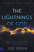 The Lightnings of God package (Book, Masterclass & CD/Audio) by Joe Oden; Code: 9689