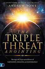 The Anointing & The Blessing (Book & 3-CD/Audio Series) by Andrew Towe; Code: 9696