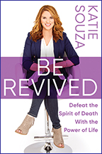 Be Revived, Speak Life & The Power of Communion (Book, 2-CD/Audio Series & CD/Audio) by Katie Souza & Janie DuVall; Code: 9705