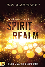 Walking in Discernment (Book, Reference Guide & 2-CD/Audio Series) by Rebecca Greenwood; Code: 9710
