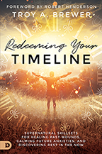 Redeeming Your Timeline (Book, 2-DVD Set, CD/Audio & Guide) by Troy Brewer; Code: 9718