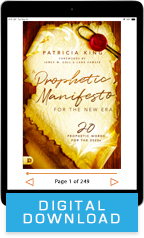 Prophetic Manifesto (Digital Download) by Patricia King; Code: 3646D
