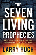 The Seven Living Prophecies & It's Time for a Miracle (Book & 3-CD/Audio Series) by Larry Huch; Code: 9717
