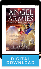 Your Angels on Assignment & Chariots of Fire (Digital Download) by Tim Sheets; Code: 9722D