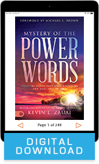 Mystery of the Power Words & You Can Outlast the Devil (Digital Download) by Kevin Zadai; Code: 9723D