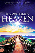 Encountering Heaven & The Hell Conspiracy (2 Books & 3-CD/Audio Series) by Laurie Ditto; Code: 9750