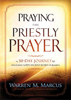 Praying the Priestly Blessing (2 Books & DVD/CD Set) by Warren Marcus; Code: 9755
