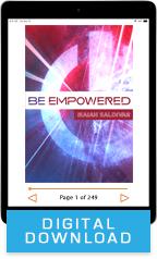Be Empowered (Digital Download) by Isaiah Saldivar; Code: 3687D