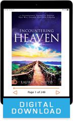 Encountering Heaven & The Hell Conspiracy (Digital Download) by Laurie Ditto; Code: 9750D
