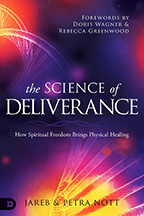 The Science of Deliverance (Book & 4-CD/Audio Series) by Jareb and Petra Nott; Code: 9760