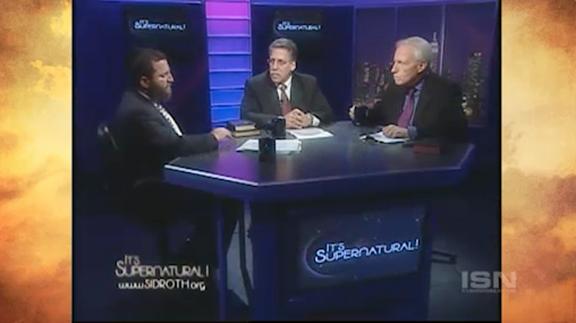 Dr. Michael Brown & Rabbi Schmuley Boteach
