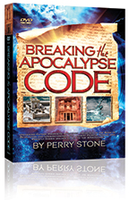 Breaking the Apocalypse Code (7-DVD Set & Syllabus) by Perry Stone; Code: 9211