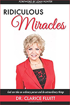 Ridiculous Miracles & Seeing the Invisible Clearly (Book & 3-CD Set) by Clarice Fluitt; Code: 9374