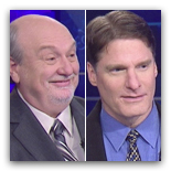 Tom Horn & Cris Putnam, 9/14-20/15 (DVD of It's Supernatural! interview) Code: DVD821