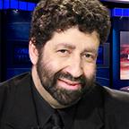 Jonathan Cahn, 9/21-27/15 (DVD of It's Supernatural! interview) Code: DVD822