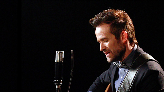 John Waller – Exclusive Acoustic Recording